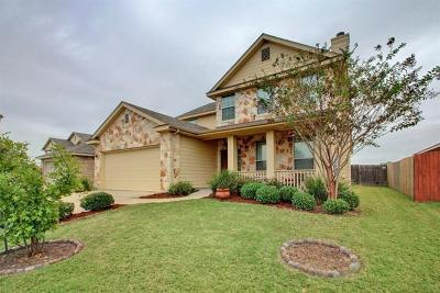Pflugerville Single Family Home For Sale: 19013 Keeli Ln