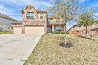 Pflugerville Single Family Home For Sale: 2116 Tranquility Ln