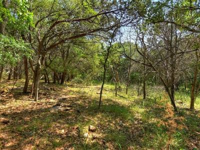 Georgetown TX Residential Lots & Land For Sale: $109,900