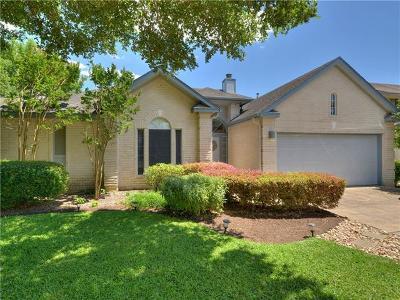 Travis County Single Family Home Pending - Taking Backups: 6005 Abilene Trl