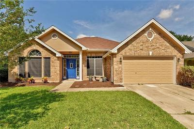Austin Single Family Home For Sale: 11528 Loweswater Ln