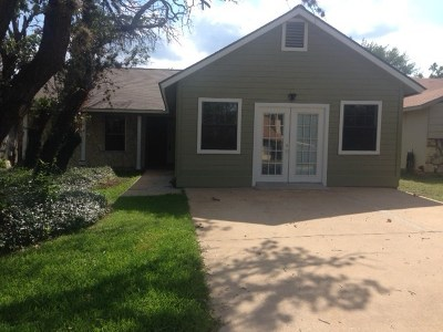 Maple Run, Maple Run Sec 01, Maple Run Sec 03, Maple Run Sec 05-A, Maple Run Sec 06, Maple Run Sec 07-B, Maple Run Sec 09 Single Family Home For Sale: 7814 Copano Dr