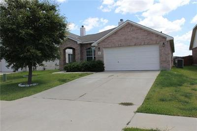 Pflugerville Rental For Rent: 18517 Sandy Bottom Dr