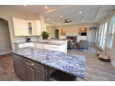 Liberty Hill Single Family Home For Sale: 105 Ken Pelland Cv
