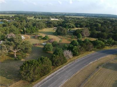 Liberty Hill Residential Lots & Land For Sale: 100 Westfall Trl
