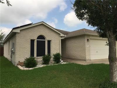 Taylor Single Family Home Pending - Taking Backups: 2907 Zachary Ln
