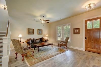 Austin Single Family Home For Sale: 3408 Happy Hollow Ln