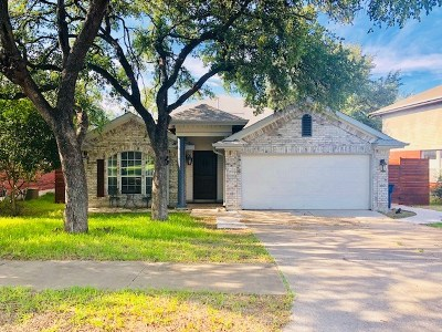 Hays County, Travis County, Williamson County Single Family Home Pending - Taking Backups: 8110 Nairn Dr