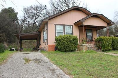 Austin Single Family Home For Sale: 5210 Ledesma Rd