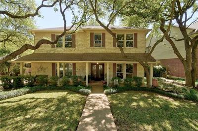 Austin Single Family Home Pending - Taking Backups: 10701 Beckwood Dr