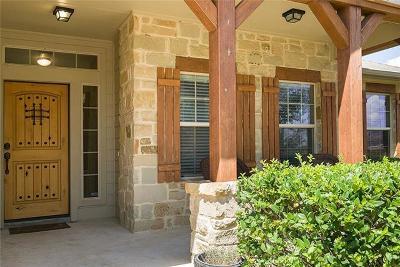 Round Rock Single Family Home Pending - Taking Backups: 19912 Bark Way