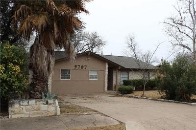 Single Family Home For Sale: 9707 Hansford Dr
