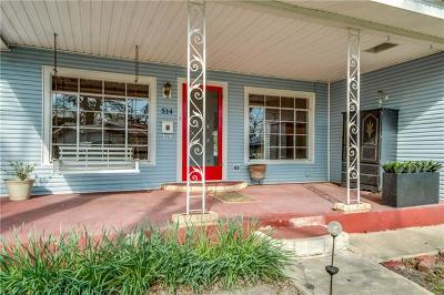 New Braunfels Single Family Home For Sale: 528 Cross St