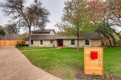 Hays County, Travis County, Williamson County Single Family Home For Sale: 11301 Poppy Wood Cv