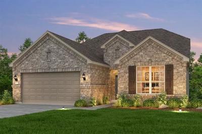 Round Rock Single Family Home For Sale: 7318 Loggia Pl