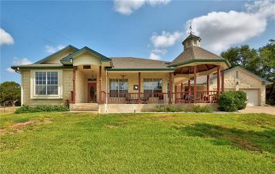 Austin Single Family Home For Sale: 9004 Bear Creek Dr