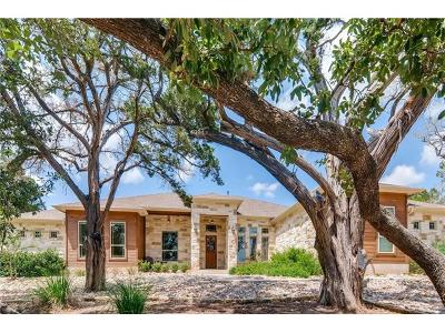 Driftwood Single Family Home For Sale: 2476 La Ventana Pkwy