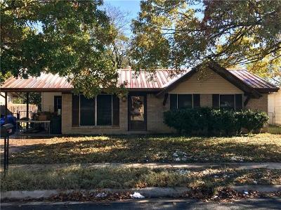 Single Family Home Pending - Taking Backups: 6003 Idlewood Cv