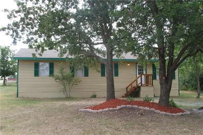 Giddings Single Family Home For Sale: 508 S Titus St