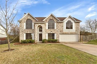 Travis County Single Family Home Pending - Taking Backups: 7601 Callbram Ln
