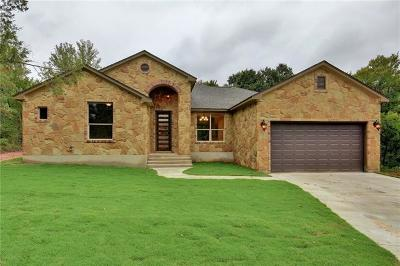 Bastrop County Single Family Home Pending - Taking Backups: 138 South Pohakea Dr