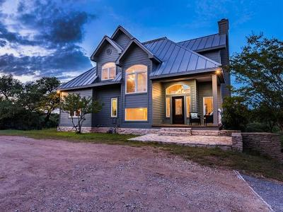 Dripping Springs Single Family Home Pending - Taking Backups: 11650 Bonham Ranch Rd