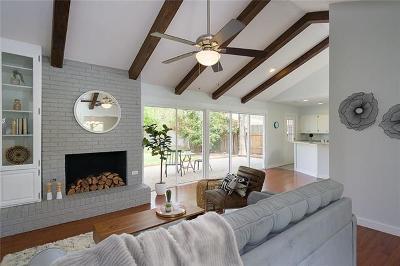 Austin TX Single Family Home For Sale: $423,000