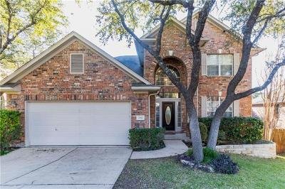 Austin Single Family Home For Sale: 12817 Lantana Ridge Ct