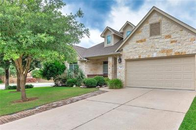 Cedar Park Single Family Home Pending - Taking Backups: 2511 Melekhin Bnd