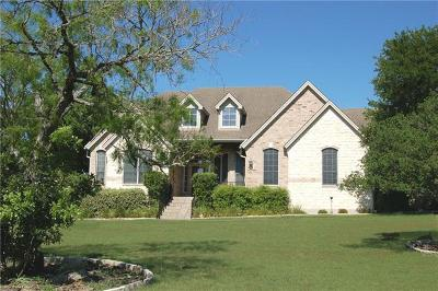 Buda Single Family Home Pending - Taking Backups: 1260 Elliott Ranch Rd