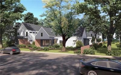 Austin Single Family Home For Sale: 3500 Gonzales St #2