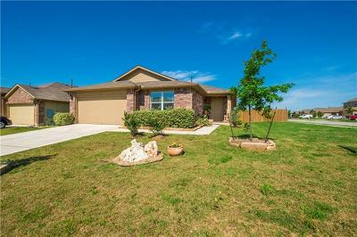 Hutto Single Family Home Pending - Taking Backups: 100 Hawkins Ct