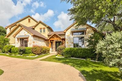 Round Rock Single Family Home Pending - Taking Backups: 1100 Pine Forest Cv