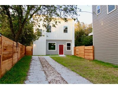 Austin Condo/Townhouse For Sale: 6324 El Mirando St #B