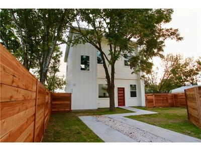 Austin Condo/Townhouse For Sale: 6701 Santos St #B