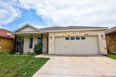 Jarrell Single Family Home For Sale: 221 Geode Ln