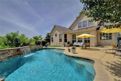 Round Rock Single Family Home For Sale: 2500 Echo Wood Pl