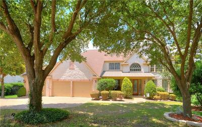 Hays County, Travis County, Williamson County Single Family Home For Sale: 4108 Michael Neill Dr