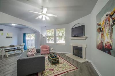 Hutto Single Family Home For Sale: 302 Whitfield St