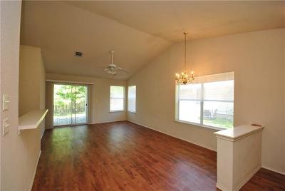 Georgetown Rental For Rent: 178 Prairie Springs Loop