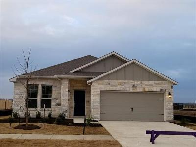 Georgetown Single Family Home For Sale: 5416 Vanner Path