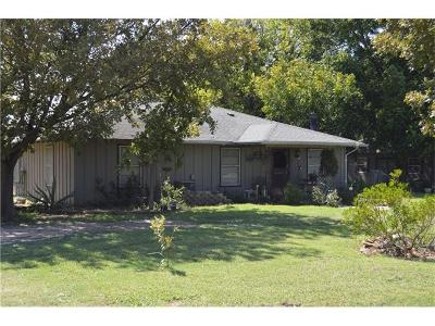 Montague County, Cooke County, Shackelford County, Palo Pinto County, Tarrant County, Dallas County Single Family Home For Sale: 301 S Cr 463