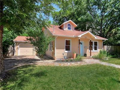 Austin Single Family Home Pending - Taking Backups: 2103 Nickerson St