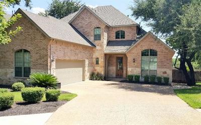 Round Rock Single Family Home Pending - Taking Backups: 3563 Alexandrite Way