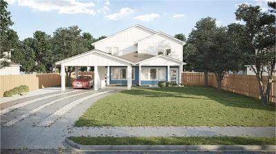 Condo/Townhouse For Sale: 1117 Walton Ln #B
