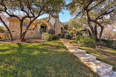 Austin Single Family Home Pending - Taking Backups: 6205 Amberly Pl