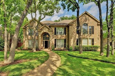 Round Rock Single Family Home Pending - Taking Backups: 1918 Plantation Dr