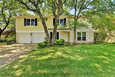 Austin Single Family Home For Sale: 4401 Malaga Dr