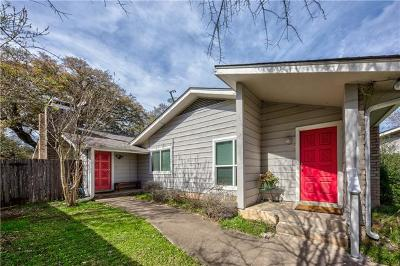 Austin Multi Family Home Pending - Taking Backups: 11902 Broad Oaks Dr
