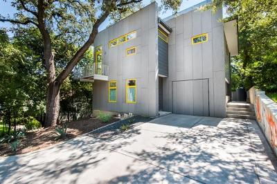 Austin Single Family Home For Sale: 703 Bouldin Ave
